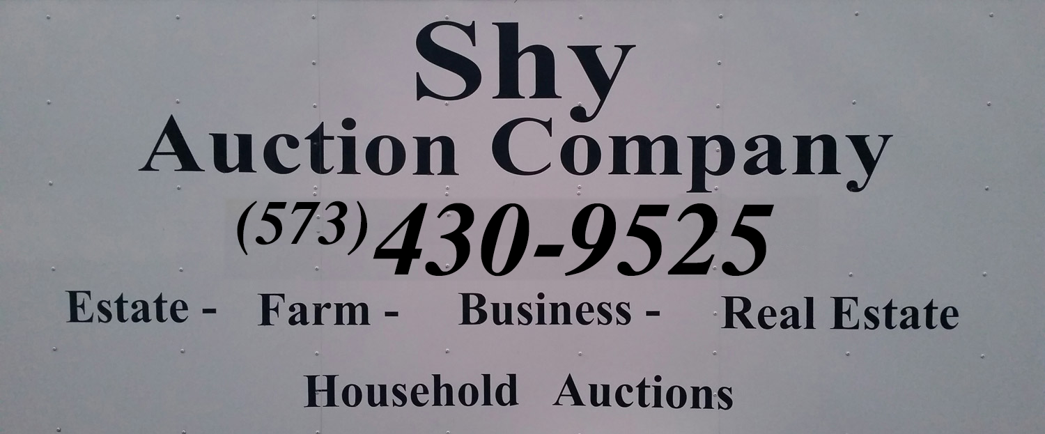 Shy Auction Company