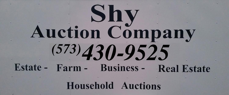 Shy Auction Company
